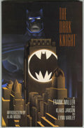 Books:Superhero, Batman: The Dark Knight Returns Signed Limited Edition Hardcover(DC, 1986) Condition: NM....