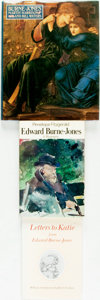 Books:Biography & Memoir, [Edward Burne-Jones]. Group of Three Biographies Related to Burne-Jones. Various publishers and dates.... (Total: 3 Items)