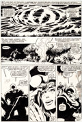 "Original Comic Art:Panel Pages, John Byrne and Terry Austin X-Men #136 ""Child of Light andDarkness"" Page 16 Original Art (Marvel, 1980)...."
