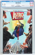 Modern Age (1980-Present):Science Fiction, Astro City #1 (Image, 1995) CGC NM/MT 9.8 White pages....