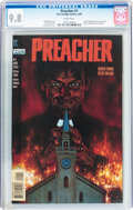 Modern Age (1980-Present):Horror, Preacher #1 (DC, 1995) CGC NM/MT 9.8 White pages....