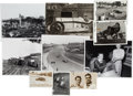 Miscellaneous Collectibles:General, 1950's-90's Indianapolis 500, Stock, Midget & OthersPhotographs Lot of 600+....