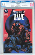 Modern Age (1980-Present):Superhero, Batman: Vengeance of Bane Special #1 (DC, 1993) CGC NM/MT 9.8 Whitepages....
