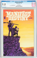 Modern Age (1980-Present):Miscellaneous, Manifest Destiny #1 (Image, 2013) CGC NM/MT 9.8 White pages....