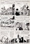 Original Comic Art:Panel Pages, Jack Kirby and Dick Ayers Strange Tales #89 Page 2 OriginalArt (Marvel, 1961)....