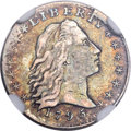 Early Half Dimes, 1795 H10C V-4, LM-10, R.3, VF35 NGC. CAC....