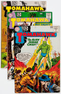 Silver Age (1956-1969):Adventure, Tomahawk Group (DC, 1962-71) Condition: Average FN/VF.... (Total: 14 Comic Books)