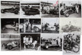 Miscellaneous Collectibles:General, 1960's Collection of Approximately 225 Signed Racing Photographswith Many Early Drivers. ...