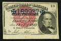 Miscellaneous:Other, 4% Console Bond $1 Coupon of 1907 Hessler X166J.. ...