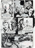 Original Comic Art:Panel Pages, Steve Bissette and John Totleben Swamp Thing #46 Page 24 Original Art (DC, 1986)....
