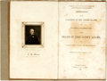 Miscellaneous:Ephemera, [John Quincy Adams]. Token of a Nation's Sorrow. Addresses inthe Congress of the United States, and Funeral Solemnitie...