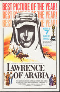"Movie Posters:Academy Award Winners, Lawrence of Arabia (Columbia, 1963). One Sheet (27"" X 41"") Style D.Academy Award Winners.. ..."