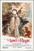 "Movie Posters:Animation, The Lord of the Rings (United Artists, 1978). One Sheet (27"" X 41"") Style A. Animation.. ..."