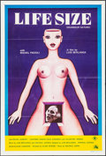 """Movie Posters:Foreign, Grandeur Nature (20th Century Fox, 1974). Australian One Sheet (27"""" X 40""""). Alternate Title: Life Size. Foreign.. ..."""