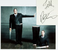 Autographs:Celebrities, Penn and Teller Autographs. ...