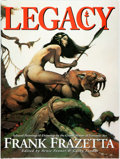 Books:Art & Architecture, [Frank Frazetta]. Arnie and Cathy Fenner, editors. Legacy. Selected Drawings & Paintings by Frank Frazetta. Gras...