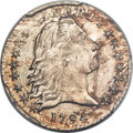 Early Half Dimes, 1794 H10C V-4, LM-4, R.4, MS64 PCGS....