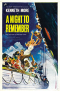 "Movie Posters:Drama, A Night to Remember (Rank, 1959). One Sheet (27"" X 41""). ..."