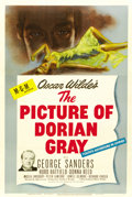 "Movie Posters:Horror, The Picture of Dorian Gray (MGM, 1945). One Sheet (27"" X 41""). ..."