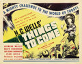 "Movie Posters:Science Fiction, Things to Come (United Artists, 1936). Title Lobby Card (11"" X 14""). ..."