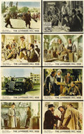 """Movie Posters:Comedy, The Lavender Hill Mob (Ealing, 1951). British Lobby Cards (7) plus British FOH (1) (11"""" X 14""""). ... (Total: 8 Items)"""
