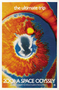 "Movie Posters:Science Fiction, 2001: A Space Odyssey (MGM, 1968). One Sheet (27"" X 41""). ..."