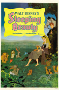 "Movie Posters:Animated, Sleeping Beauty (Buena Vista, 1959). One Sheet (27"" X 41"") Style B...."