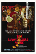 """Movie Posters:Western, For a Few Dollars More (United Artists, 1967). One Sheet (27"""" X41""""). ..."""