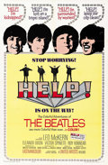 "Movie Posters:Rock and Roll, Help! (United Artists, 1965). One Sheet (27"" X 41""). ..."