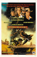 "Movie Posters:Western, Once Upon A Time in the West (Paramount, 1969). One Sheet (27"" X41""). ..."