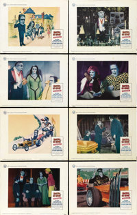 """Munster, Go Home (Universal, 1966). Lobby Card Set of 8 (11"""" X 14""""). ... (Total: 8 Items)"""