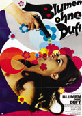 "Movie Posters:Bad Girl, Beyond the Valley of the Dolls (20th Century Fox, 1970). German A1(23.5"" X 33""). ..."