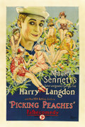 "Movie Posters:Comedy, Picking Peaches (Pathe', 1924). One Sheet (27"" X 41""). ..."