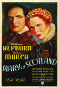 "Movie Posters:Drama, Mary of Scotland (RKO, 1936). One Sheet (27"" X 41"")...."