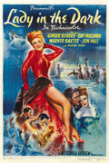 """Movie Posters:Comedy, Lady in the Dark (Paramount, 1944). One Sheet (27"""" X 41"""")...."""