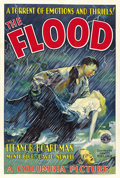 "Movie Posters:Drama, The Flood (Columbia, 1931). One Sheet (27"" X 41""). ..."