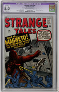 Silver Age (1956-1969):Adventure, Strange Tales #84 (Marvel, 1961) CGC Apparent VG/FN 5.0 Slight (A) Off-white to white pages....