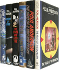 Books:Signed Editions, Poul Anderson Signed First Editions.... (Total: 6 Items)