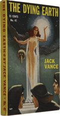 Books:Fiction, Jack Vance: The Dying Earth....
