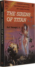 Books:Fiction, Kurt Vonnegut, Jr.: The Sirens of Titan. ...
