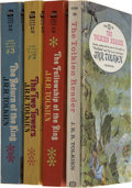 """Books:Fiction, J. R. R. Tolkien: """"Lord of the Rings"""" and Reader. ... (Total: 4Items)"""