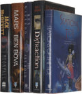 Books:Fiction, Five Books of Hard Science Fiction.... (Total: 5 Items)