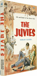 Books:Signed Editions, Harlan Ellison Signed: The Juvies. ...