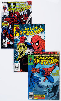 The Amazing Spider-Man Box Lot (Marvel, 1978-98) Condition: Average VF+.... (Total: 2 Box Lots)