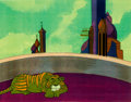 Animation Art:Production Cel, He-Man and the Masters of the Universe Cringer ProductionCel (Filmation, 1983). . ... (Total: 2 Items)