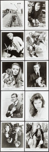"Movie Posters:James Bond, Octopussy (MGM/UA, 1983). Photos (19) (8"" X 10""). James Bond.. ...(Total: 19 Items)"
