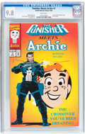 Modern Age (1980-Present):Humor, The Punisher Meets Archie #1 (Marvel/Archie Comics, 1994) CGC NM/MT9.8 White pages....
