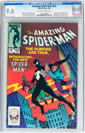 Modern Age (1980-Present):Superhero, The Amazing Spider-Man #252 (Marvel, 1984) CGC NM+ 9.6 Off-white towhite pages....