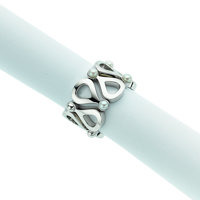 Cultured Pearl, White Gold Ring, Chopard