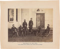 Miscellaneous:Ephemera, General George G. Meade and Generals of the Army of the PotomacPhotographed by James and Alexander Gardner....
